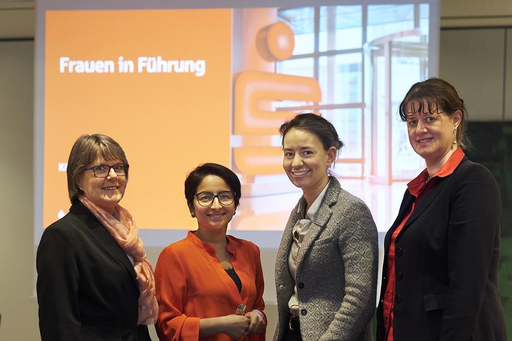 Frauennetzwerk der Sparkasse KölnBonn